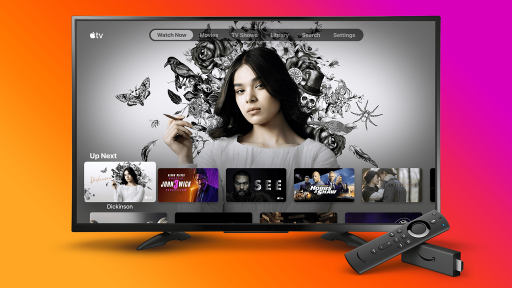 Apple Tv App Available On Amazon Fire Tv Devices 1