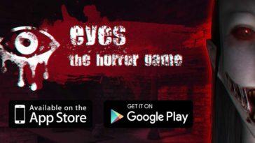 Eye The Horror Game Cover