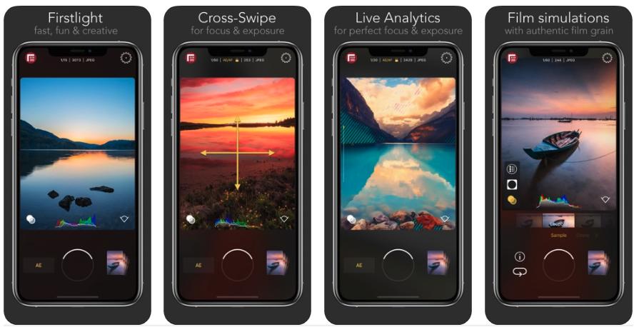 Filmic Release New Camera App Filmic Firstlight 1
