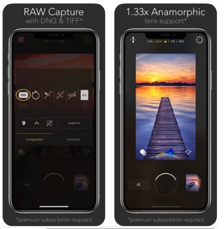 Filmic Release New Camera App Filmic Firstlight 3