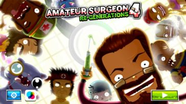 Game Amateur Surgeon 4 Cover