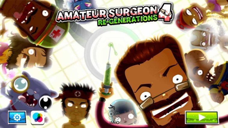 Game Amateur Surgeon 4 Cover