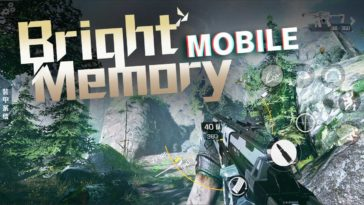 Game Bright Memory Mobile Cover