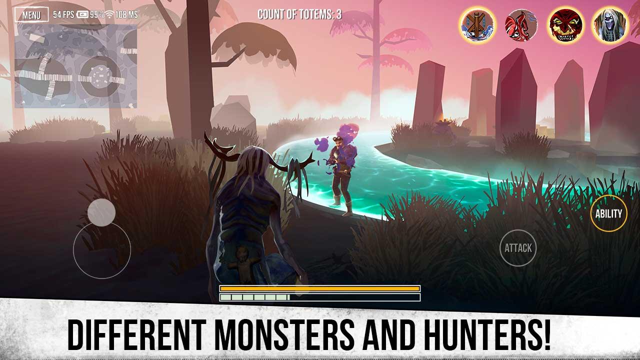 Game Deadrite Hunt 4