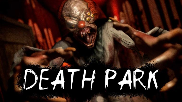 Game Death Park Cover
