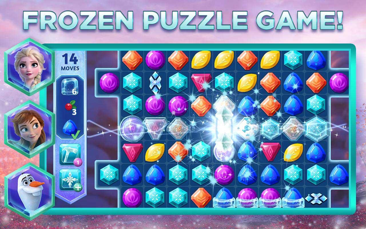 Game Disney Frozen Adventures 1