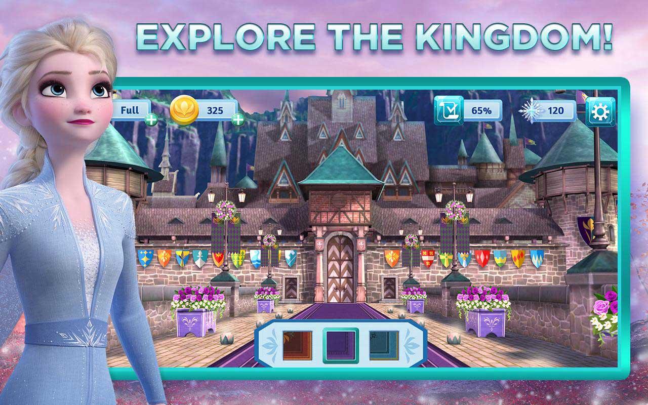 Game Disney Frozen Adventures 5