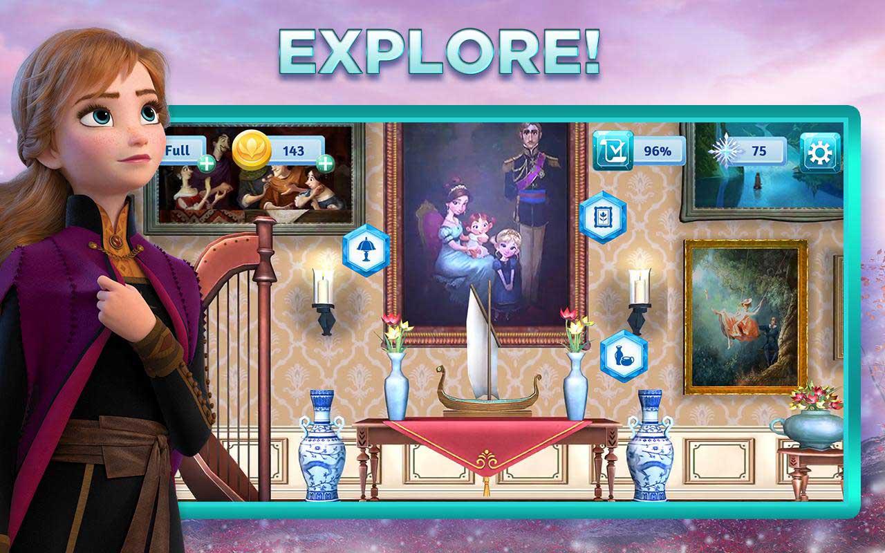 Game Disney Frozen Adventures 6
