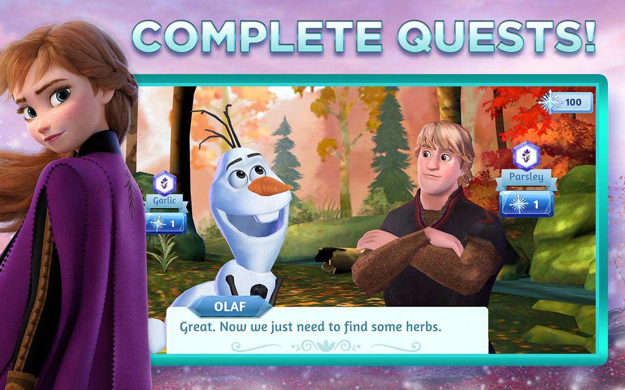 Game Disney Frozen Adventures 7