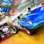 Game Hot Wheels Infinite Loop Cover