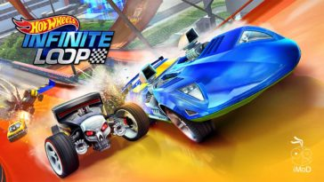 Game Hot Wheels Infinite Loop Cover