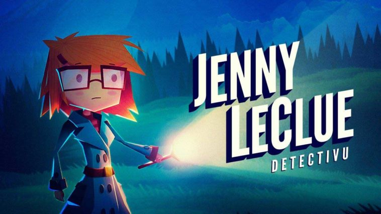 Game Jenny Leclue Detectivu Cover