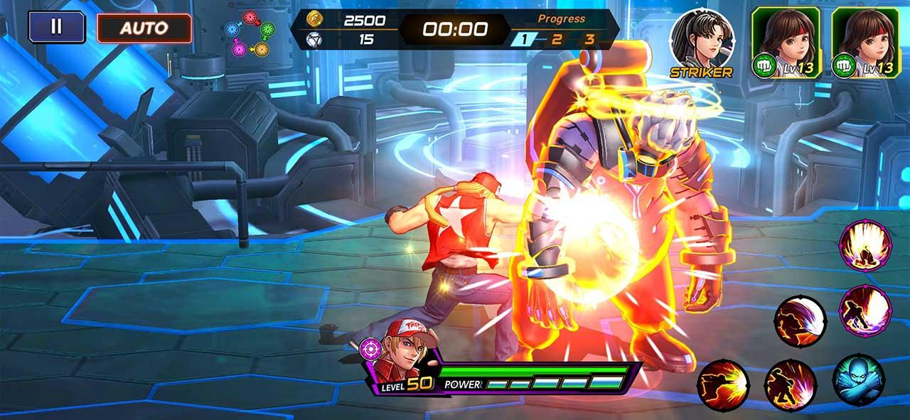 Game Kof Allstar 3