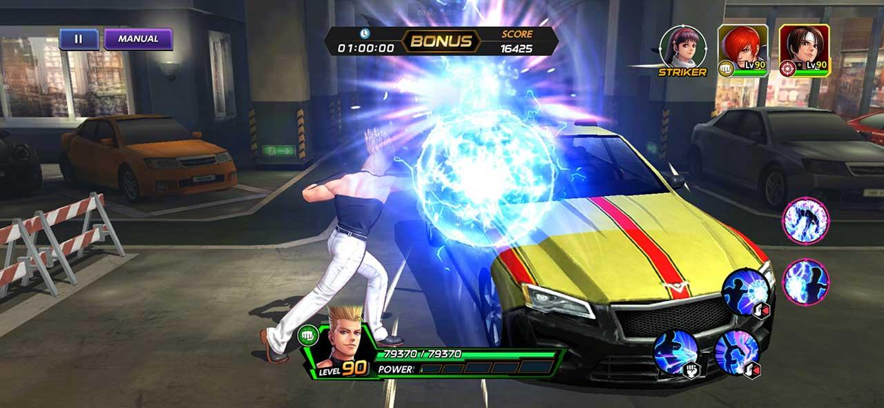 Game Kof Allstar 4