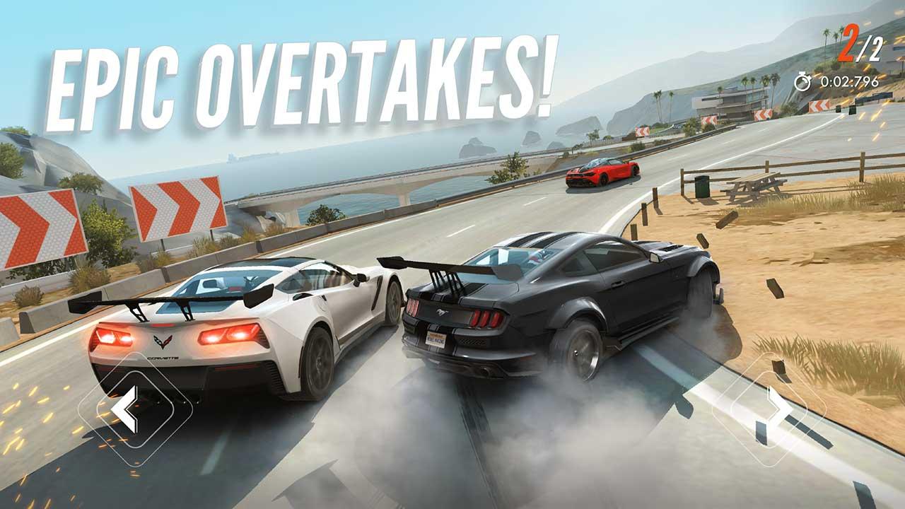Game Rebel Racing 1