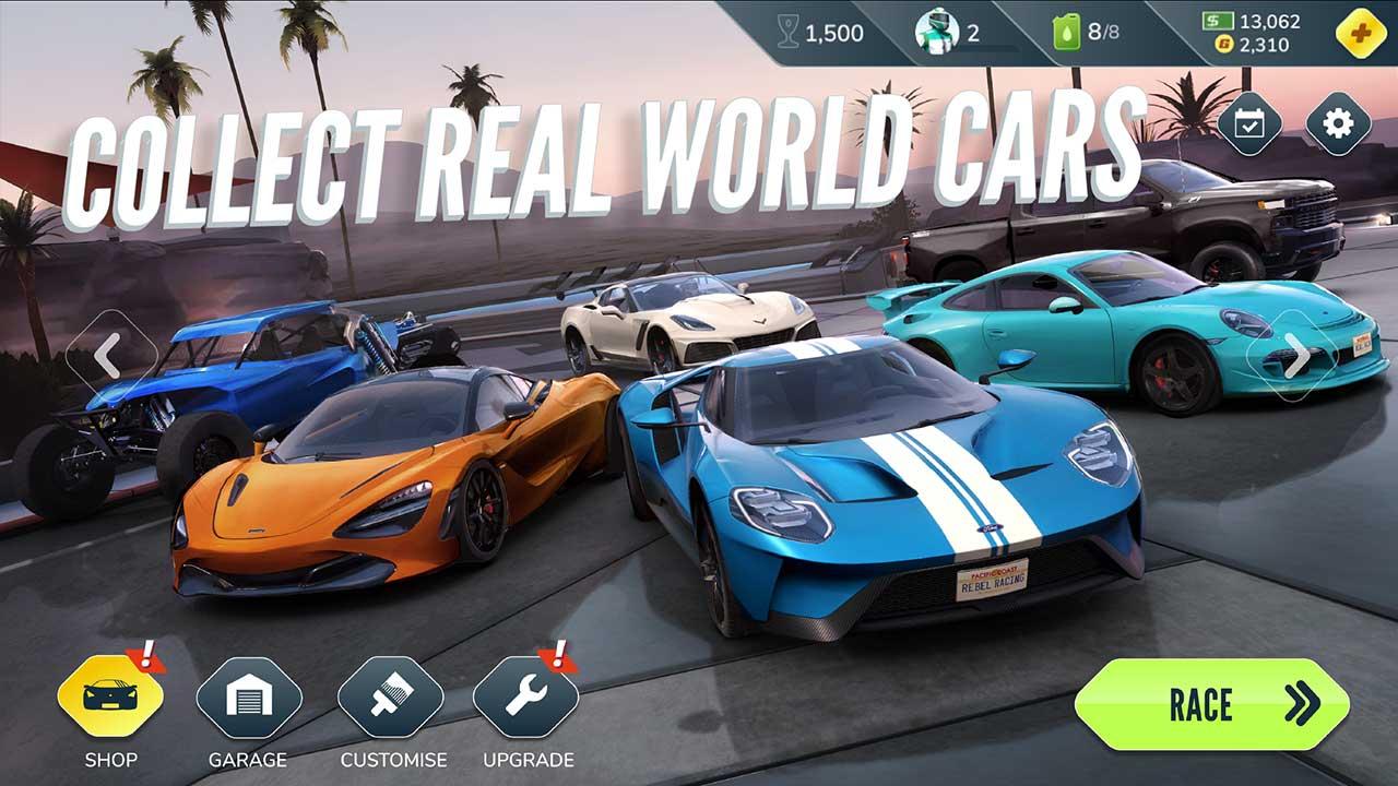 Game Rebel Racing 2