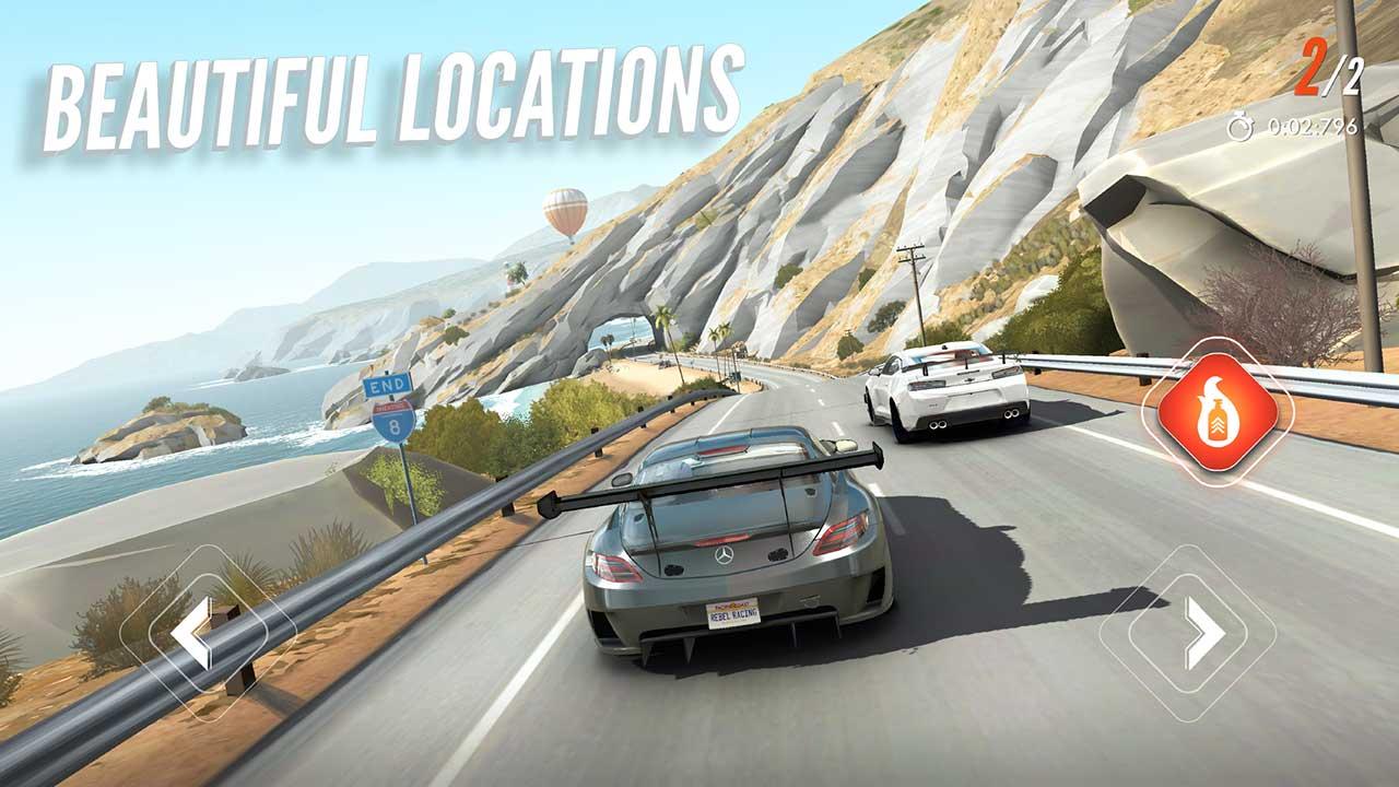 Game Rebel Racing 4