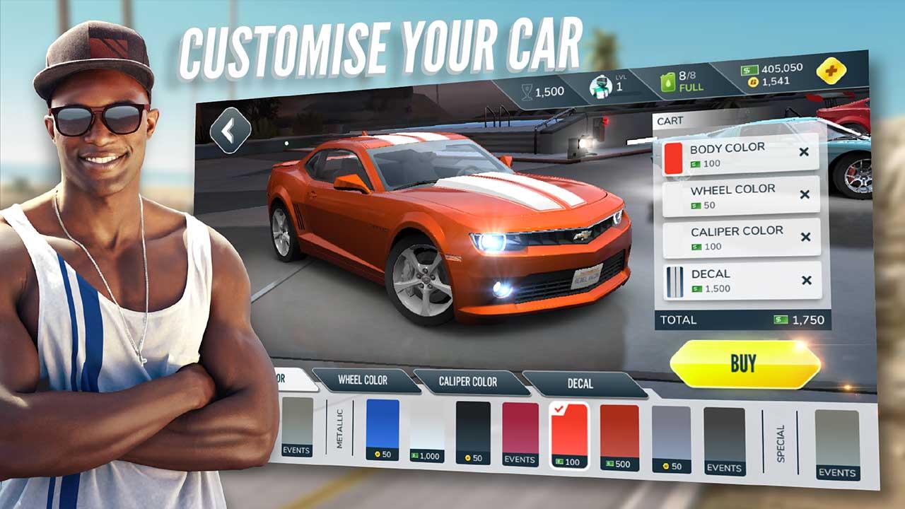 Game Rebel Racing 5