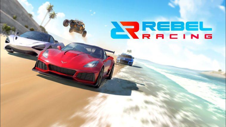 Game Rebel Racing Cover