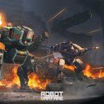Game Robot Warfare Cover