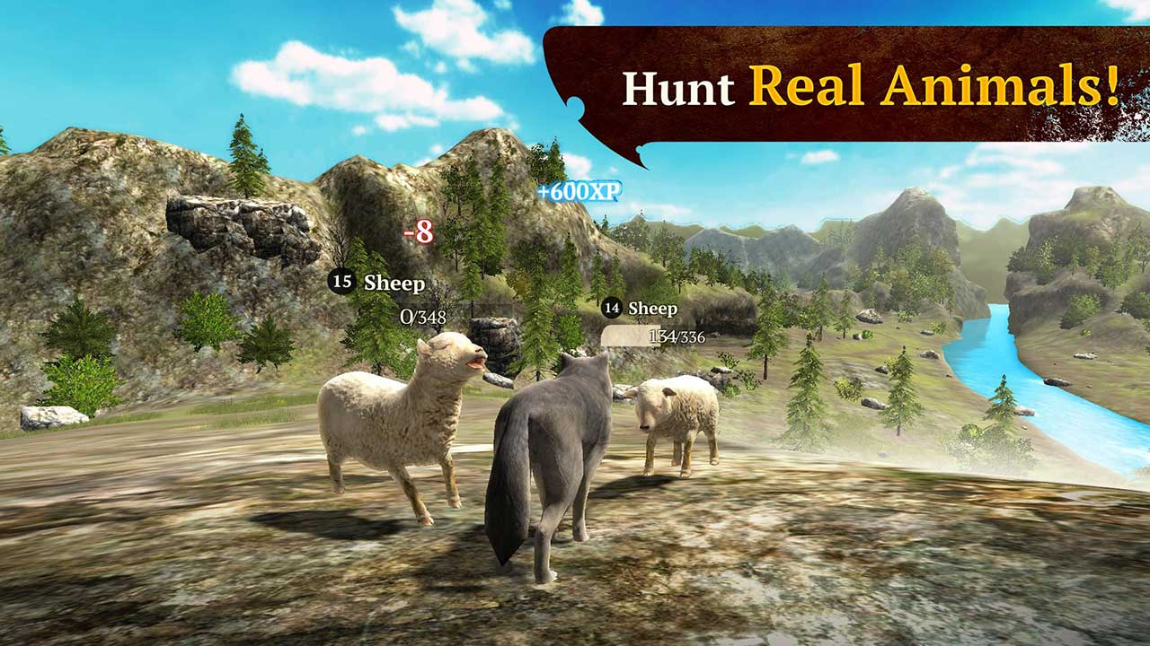 Game The Wolf Online Rpg Simulator 3