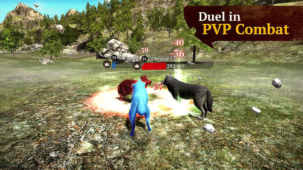Game The Wolf Online Rpg Simulator 5