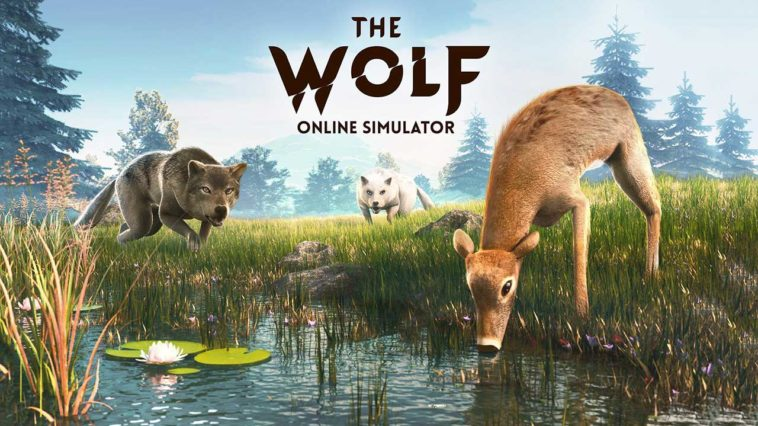Game The Wolf Online Rpg Simulator Cover