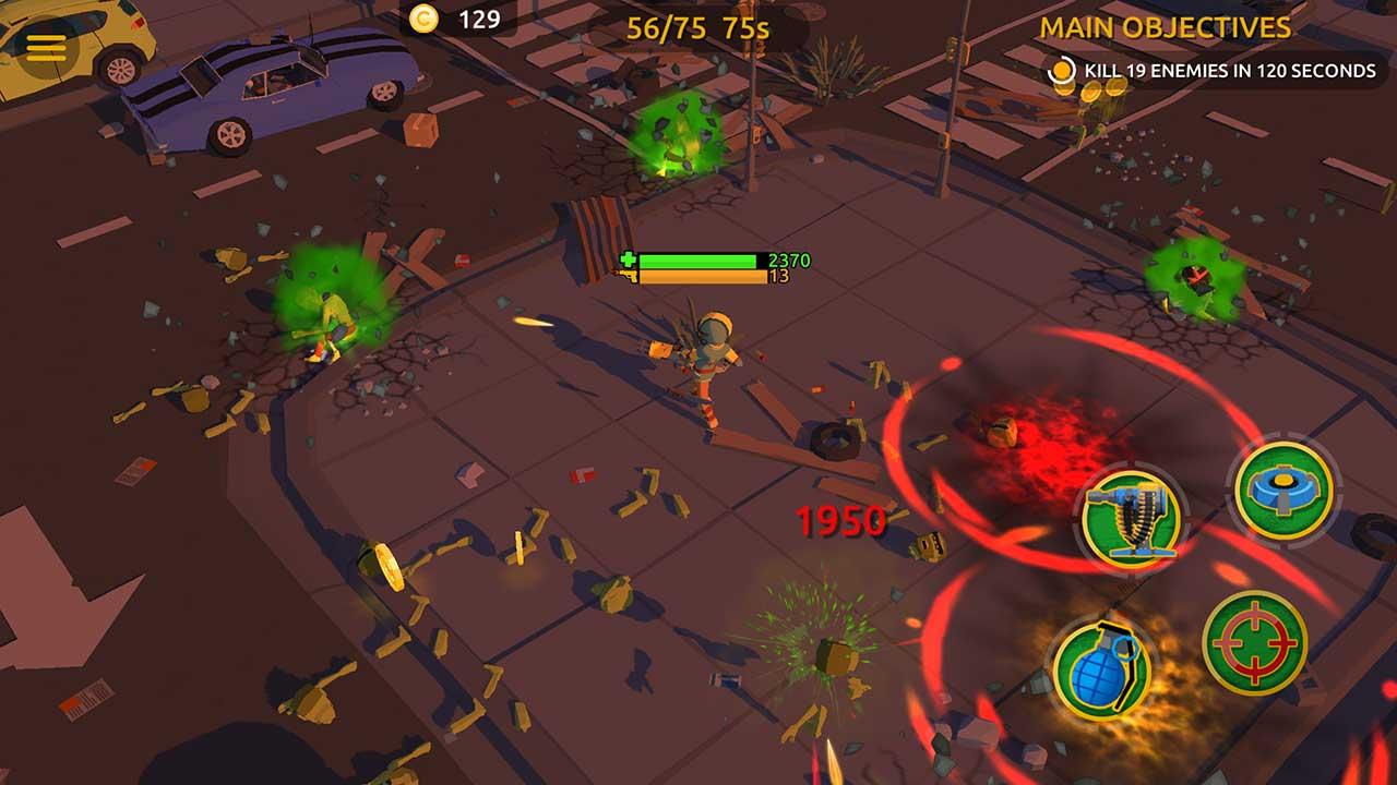 Game Zombie Blast Crew 2