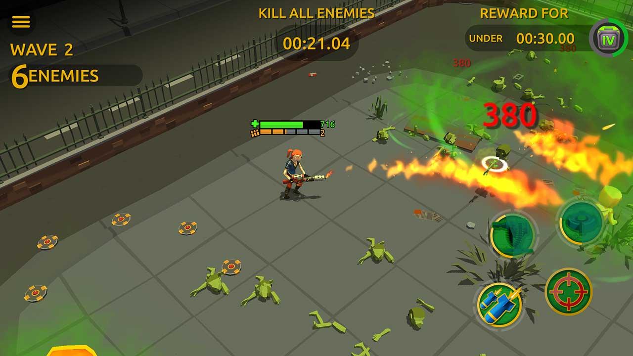 Game Zombie Blast Crew 5