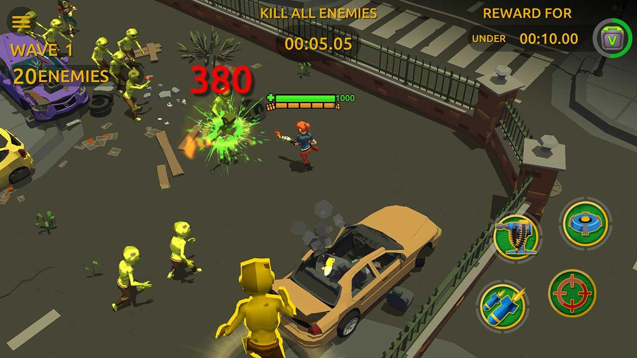Game Zombie Blast Crew 7