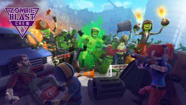 Game Zombie Blast Crew Cover