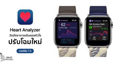 Heart Analyzer Update Version 7 2 New Interface