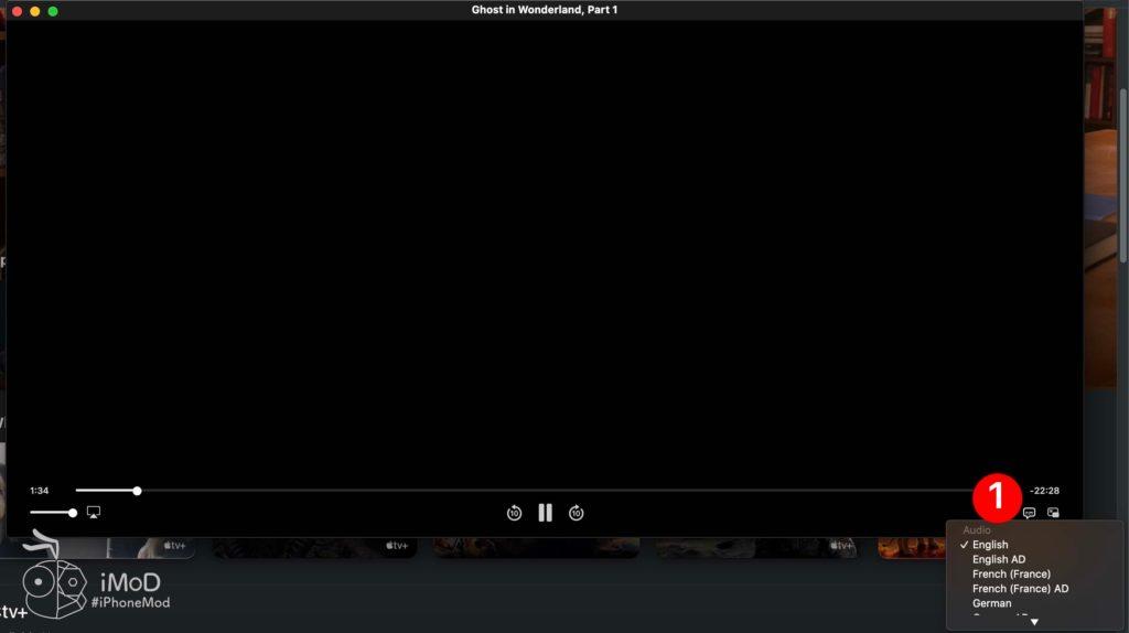 How To Change Subtitle Apple Tv Plus In Apple Tv App 8