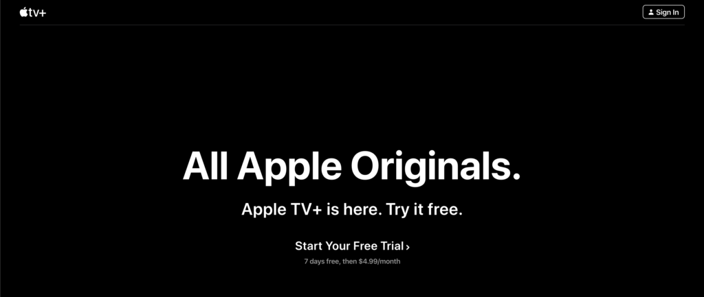How To Subsrciption Apple Tv Plus Free 1 Year For New Device 6