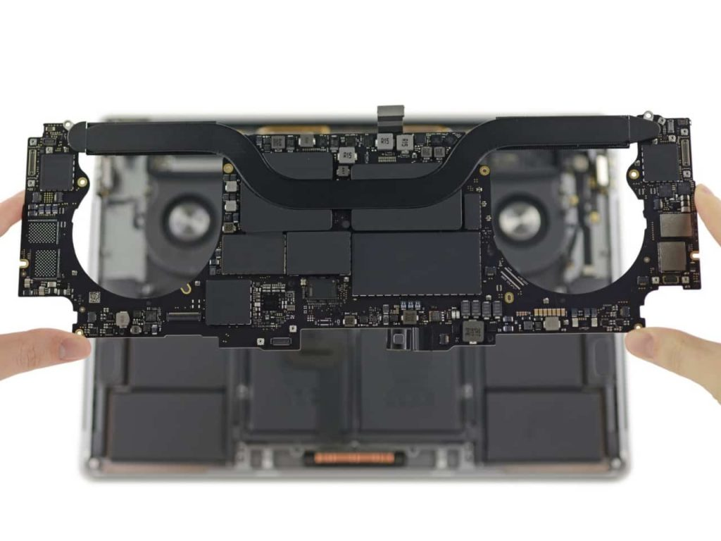 Ifixit Macbook Pro 16 Inch Teardown Img 4