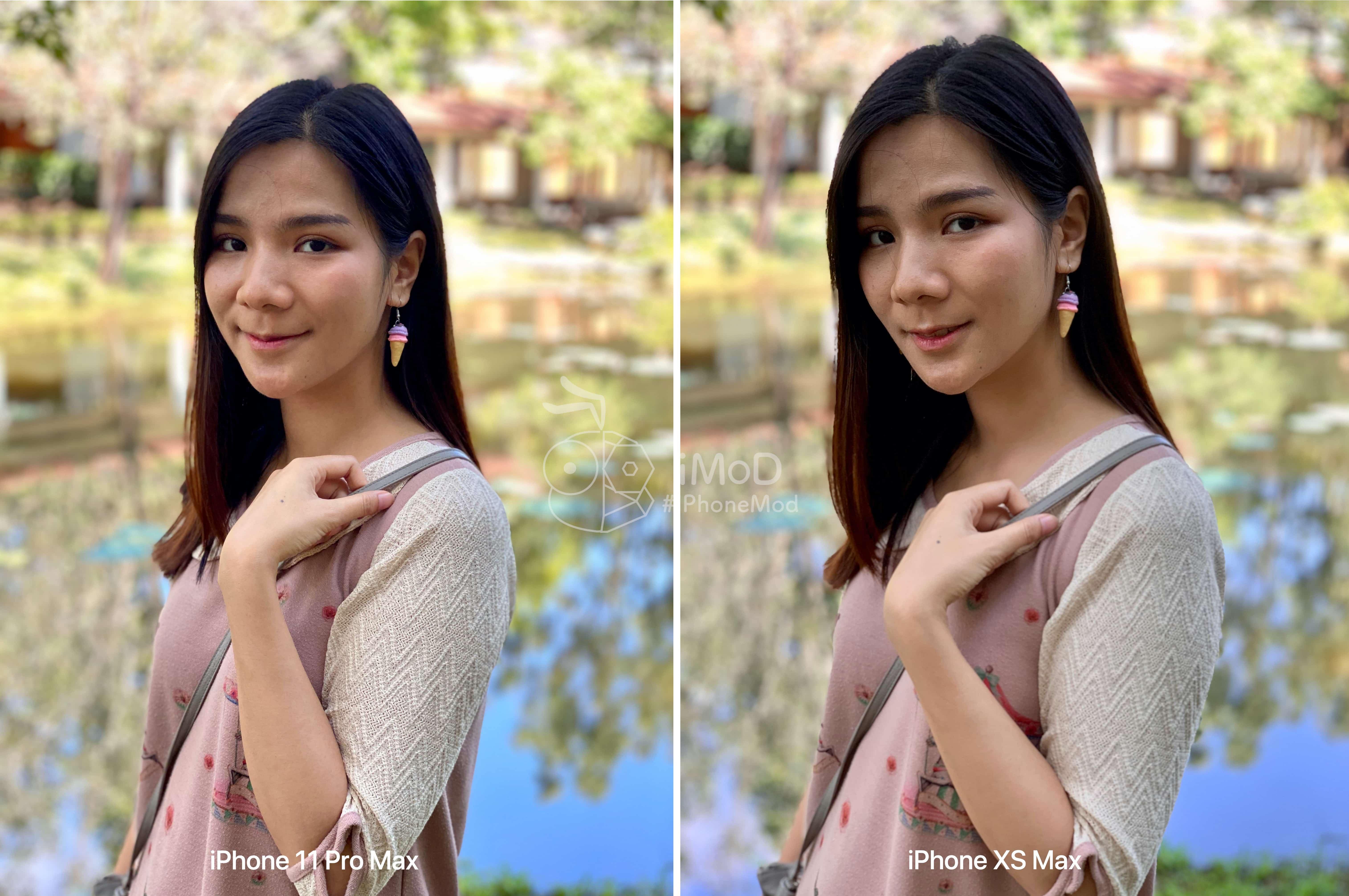 Iphone 11 Pro Max And Iphone Xs Max Portrait Compare Img 1