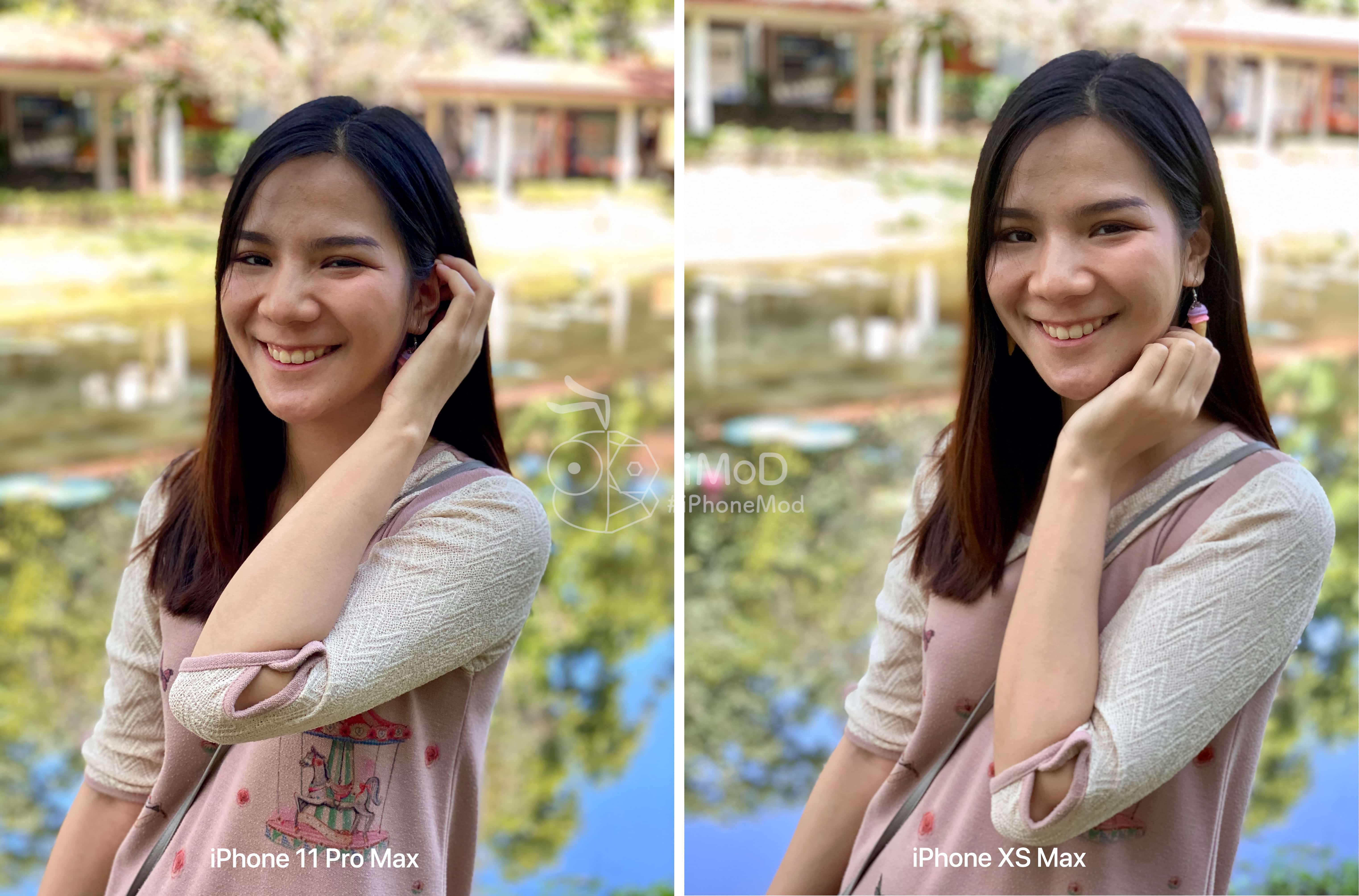 Iphone 11 Pro Max And Iphone Xs Max Portrait Compare Img 2