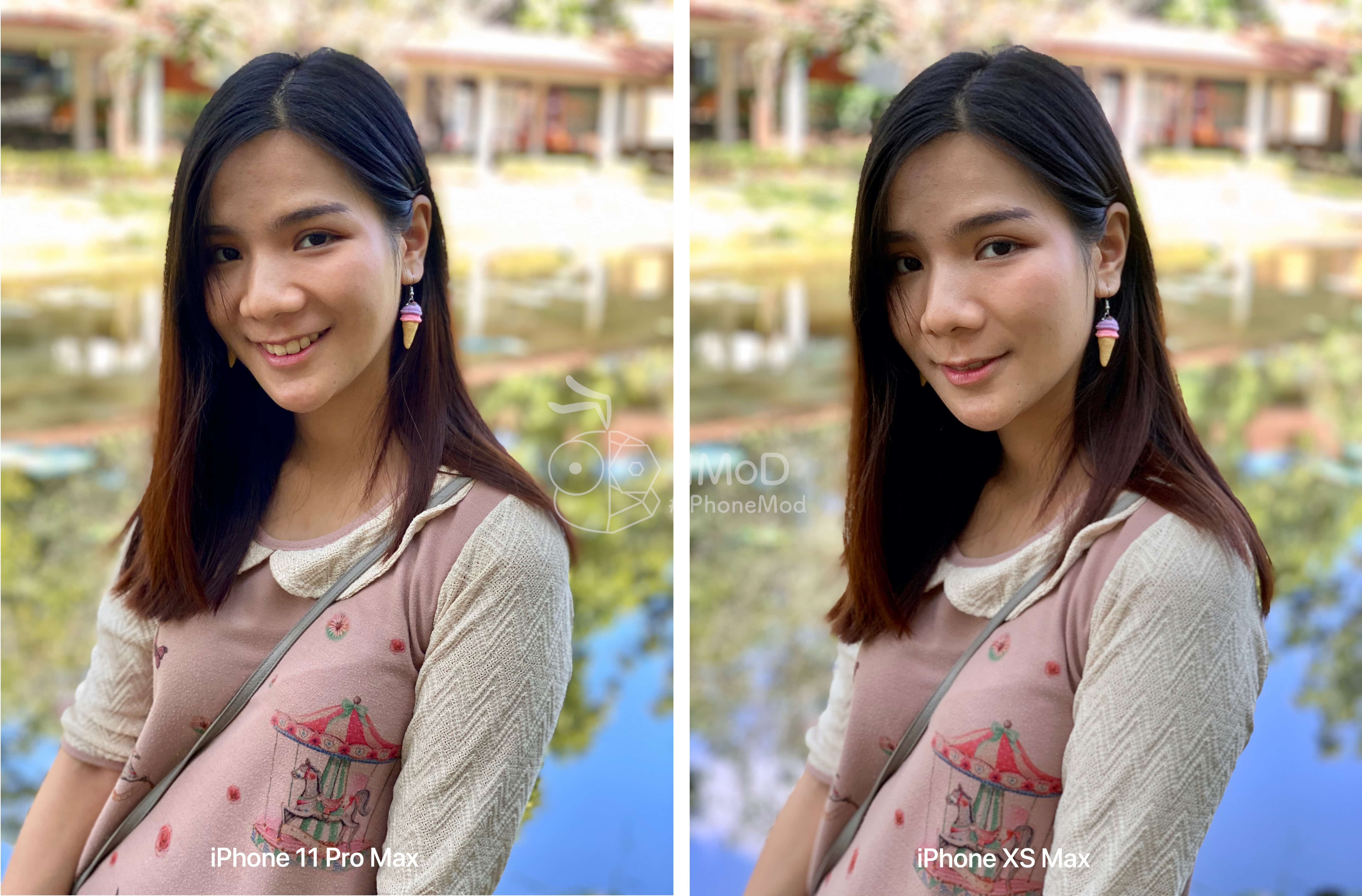 Iphone 11 Pro Max And Iphone Xs Max Portrait Compare Img 3
