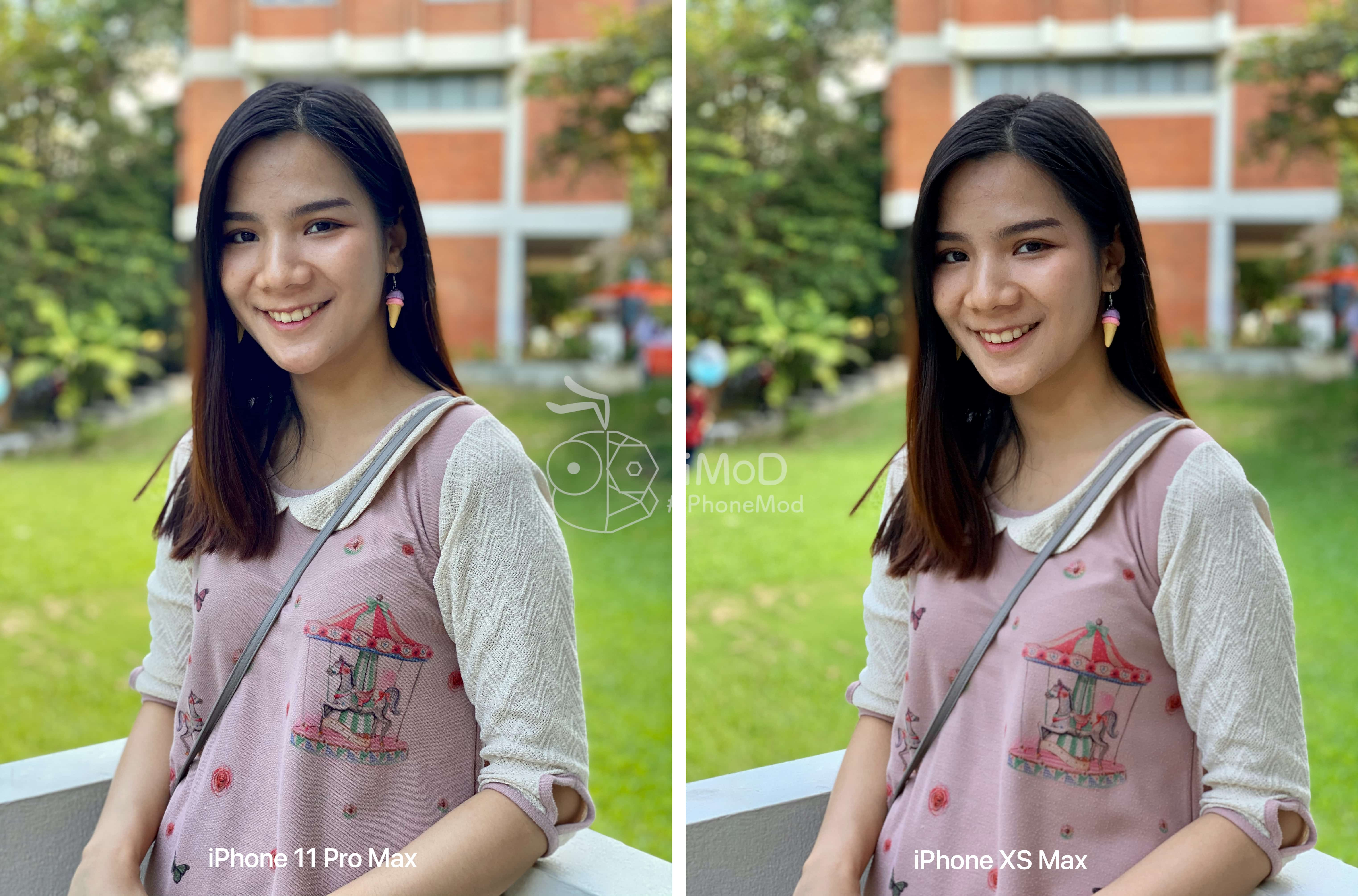 Iphone 11 Pro Max And Iphone Xs Max Portrait Compare Img 5