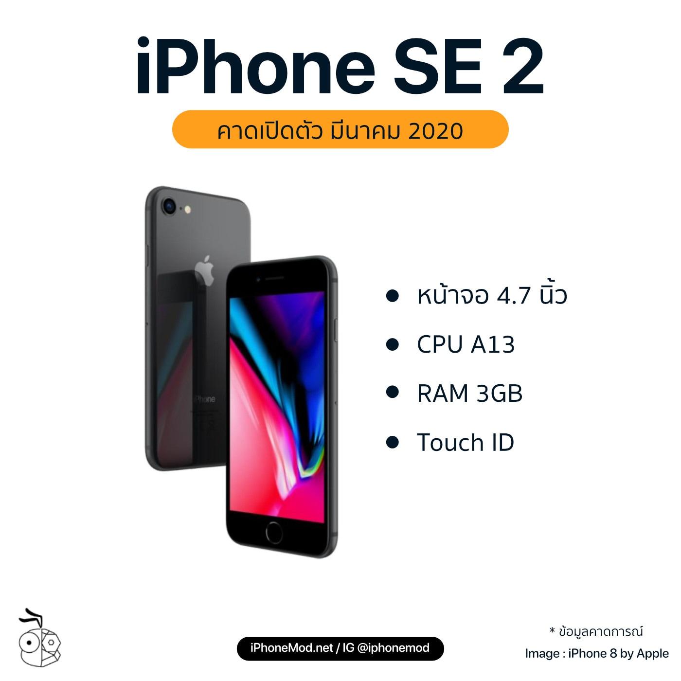 Iphone Se 3 Mar 2020