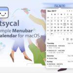Itsycal Calendar For Cover