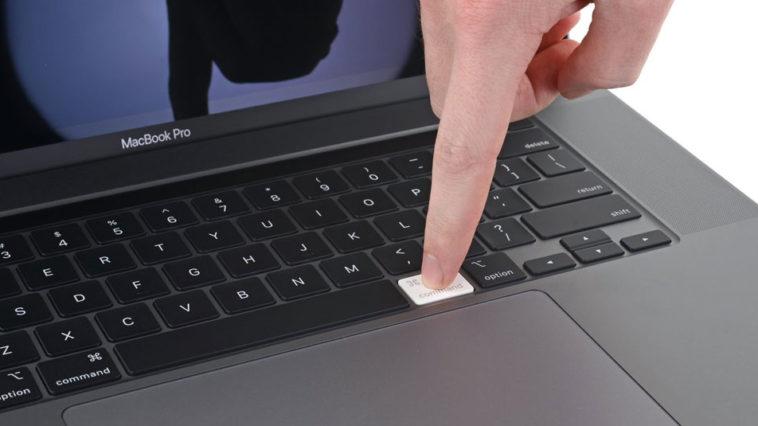 Macbook Pro Scissor Keybaord