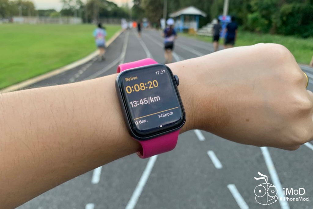 Relive Run Bike Hiking App With Apple Watch Preview 1