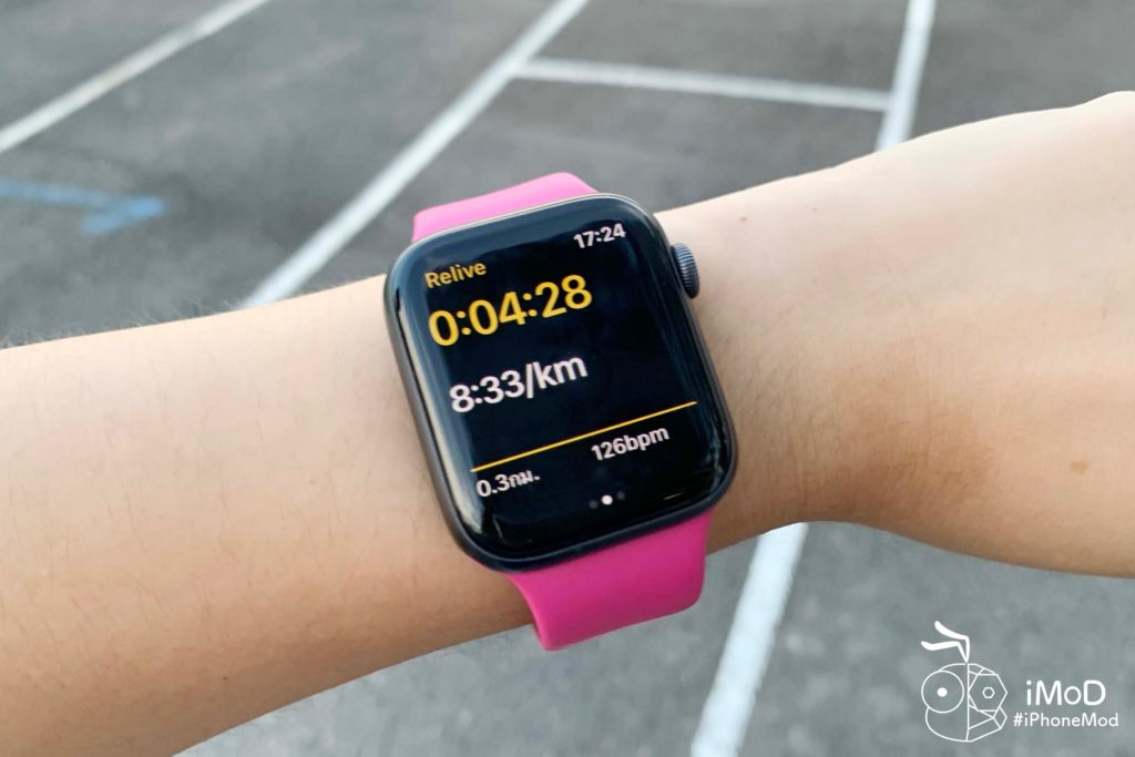 Relive Run Bike Hiking App With Apple Watch Preview 2