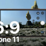 Shot Photo 16 9 Aspect Ratio Iphone 11
