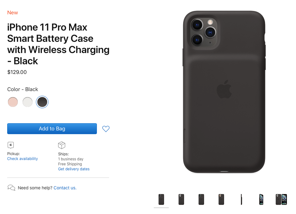 Smart Battery Case Iphone 11 Img 11
