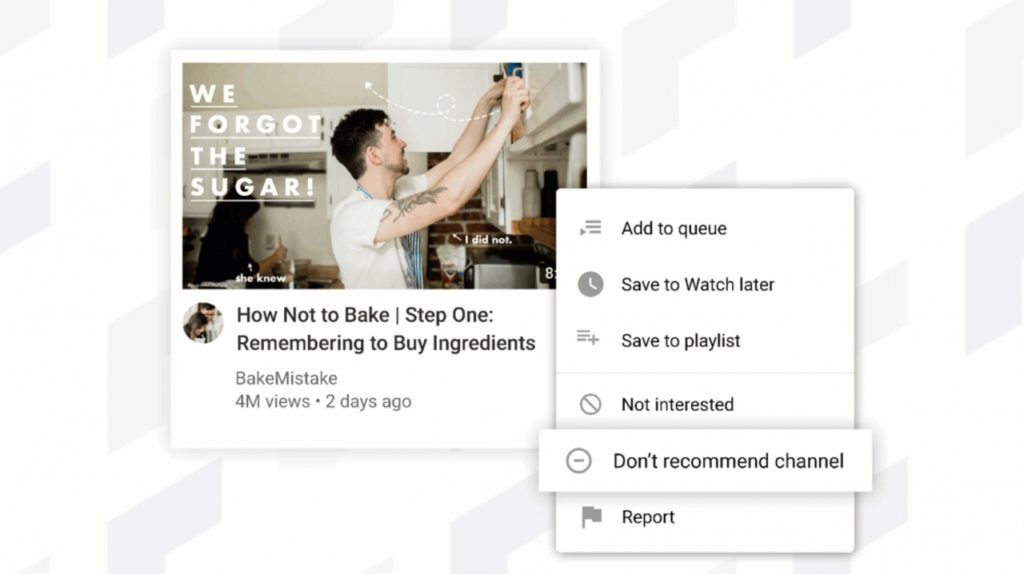 Youtube Improve New Design And New Feature For Desktop Tablet 4