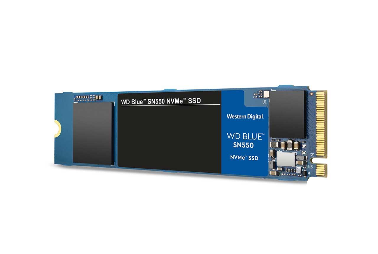 Wd Blue Sn550 Ssd Hero
