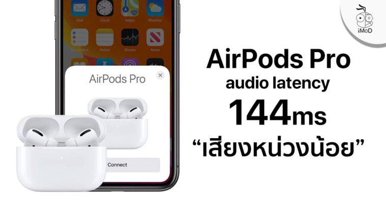 Airpods Pro Bluetooth Latency Test Report
