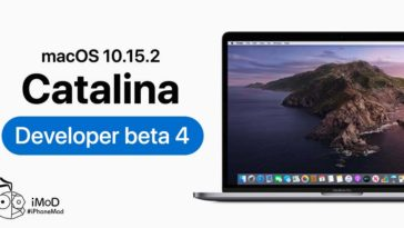 Apple Released Macos Catalina 10 15 2 Developer Beta 4